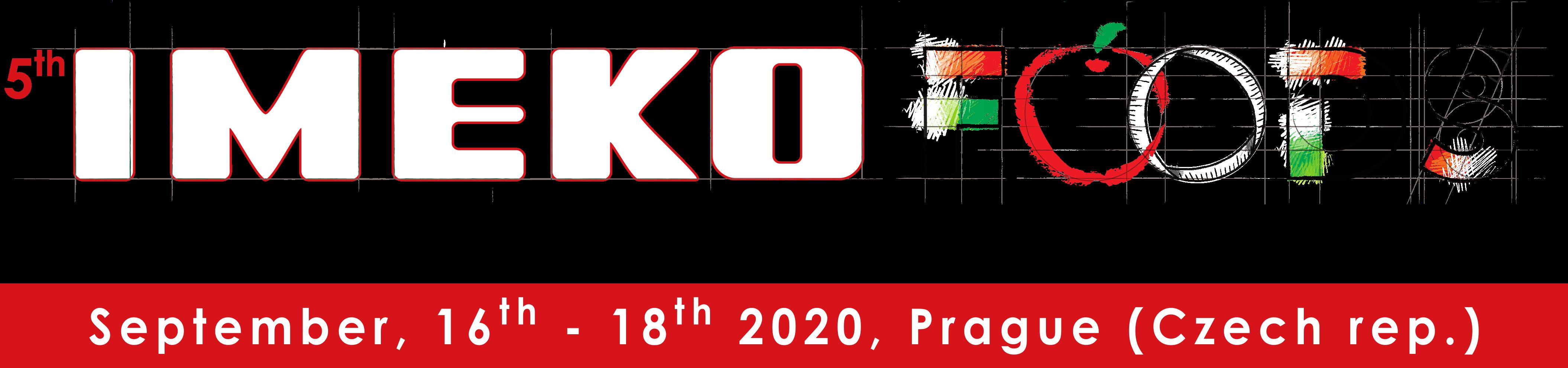 5th IMEKOFOODS (TC23) September 2020 – Prague, Czech
